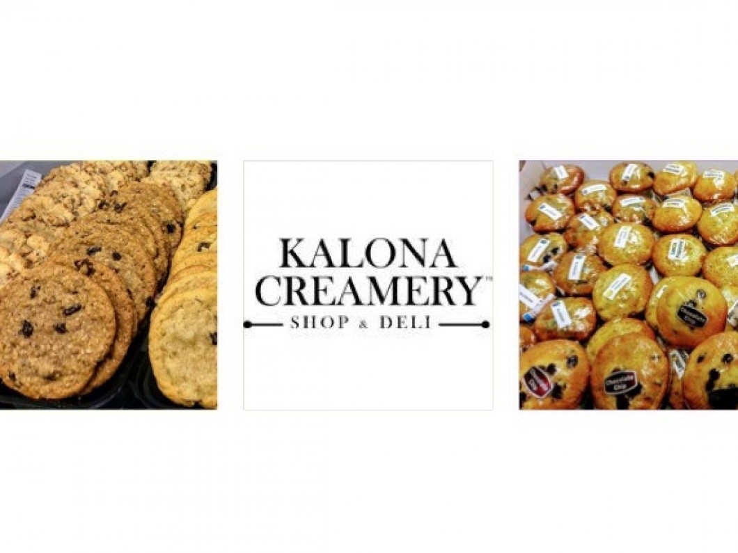 We are now offering our products at Kalona Creamery!