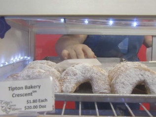 Our Town Tipton: Bakery ships pastries around the world